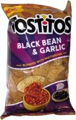 Tostitos Black Bean & Garlic