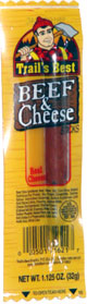 Trail's Best Beef & Cheese Sticks