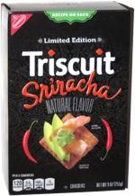 Triscuit Sriracha