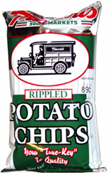 Trucchi's Ripped Potato Chips