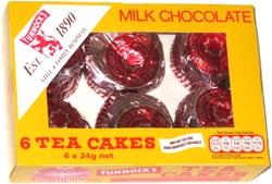 Tunnock's Tea Cakes Milk Chocolate