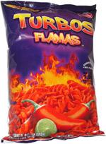 Sabritas Turbos Flamas