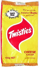 Twisties Cheese Flavour