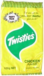 Twisties Chicken Flavour