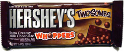 Hershey's Twosomes Whoppers