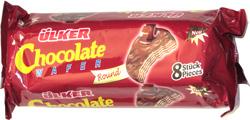 Ülker Chocolate Wafer Round