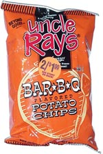 Uncle Ray's Bar-B-Q Potato Chips