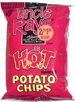Uncle Ray's Hot Potato Chips