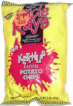 Uncle Ray's Ketchup Potato Chips