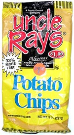 Uncle Ray's Potato Chips