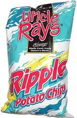 Uncle Ray's Ripple Potato Chips