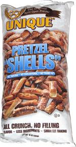Unique Pretzel Shells