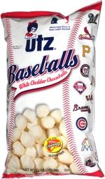Utz Baseballs