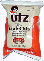 Utz Crab Chip