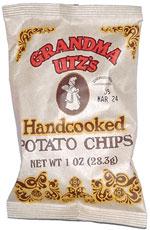 Grandma Utz's Handcooked Potato Chips