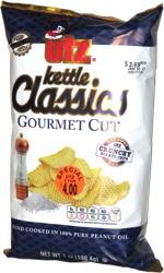 Utz Kettle Classics Gourmet Cut