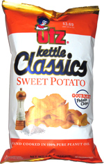 Utz Kettle Classics Sweet Potato