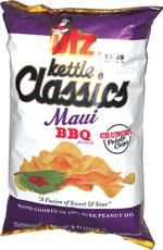 Utz Kettle Classics Maui BBQ