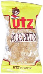 Utz  Pork Rinds