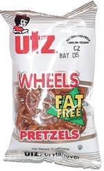 Utz Pretzel Wheels