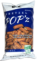 Utz Pretzel Pop'z