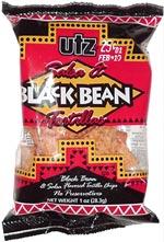 Utz Salsa & Black Bean Tortillas