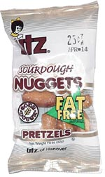 Utz Sourdough Nuggets Pretzels