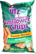 Utz Multigrain Sunflower Chips French Onion