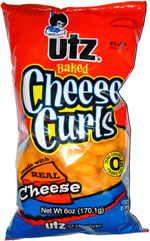 Utz Baked Cheese Curls