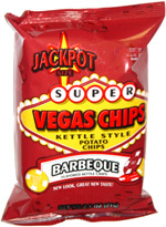 Super Vegas Chips Kettle Style Barbecue