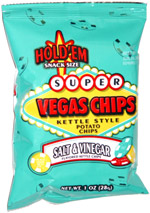 Super Vegas Chips Kettle Style Salt & Vinegar