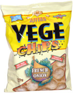 Ajitas Vege Chips French Onion