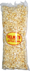 Velma's Wicked Delicious Kettle Corn