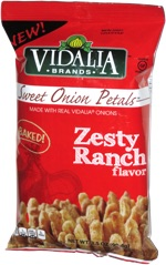 Vidalia Brands Sweet Onion Petals Zesty Ranch