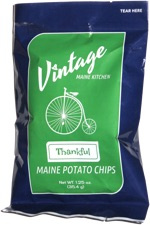 Thankful Maine Potato Chips
