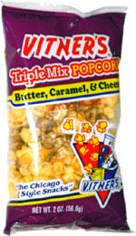 Vitner's Triple Mix Popcorn