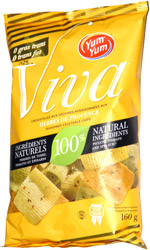 Yum Yum Viva Herbes de Provence Seasoned Vegetable Chips