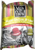 Viva La Papa! Mixed Chillies & Lime