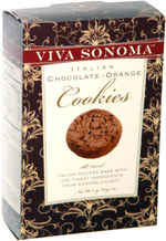 Viva Sonoma Italian Chocolate-Orange Cookies