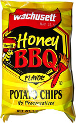 Wachusett Honey BBQ Potato Chips