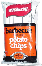 Wachusett Barbecue Potato Chips