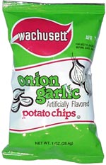 Wachusett Onion Garlic Potato Chips