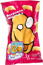 Sopresa Wacko's Gloups Snack Gusto Formaggio