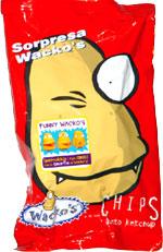 Sopresa Wacko's Chips Gusto Ketchup