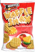Waffle Works Waffle Snax Nacho