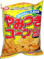 Wagaya Corn Snack Original Flavor