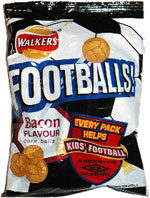 Walkers Footballs!