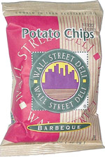 Wall Street Deli Barbecue Potato Chips