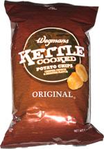 Wegmans Kettle Cooked Potato Chips