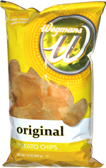 Wegmans Original Potato Chips